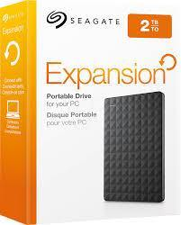 Seagate Expansion Portable 2TB External