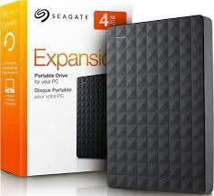 Seagate Expansion Portable 4TB External