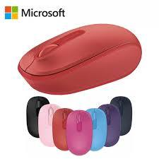 Microsoft: Mouse Wireless USB 1850 - U7Z - Computer Center