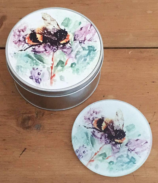 Coaster Gift Set - Bee Ballet