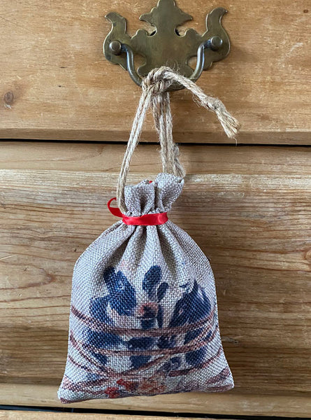 Lavender Bag - Cow and Gate