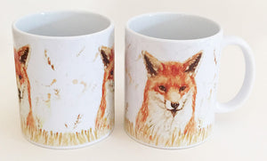Earthenware Mug - Sitting Pretty