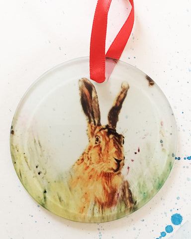 Christmas Decoration - Hare 'n' Seek