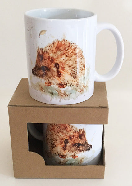Earthenware Mug - Little Hedgehog