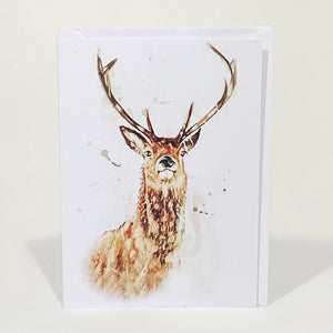 Greetings Card - His Majesty