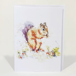 Greetings Card - Quality Control