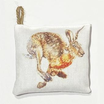 Lavender Square - Running Hare