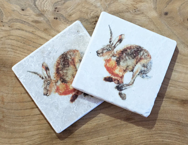 Marble Coaster - Running Hare