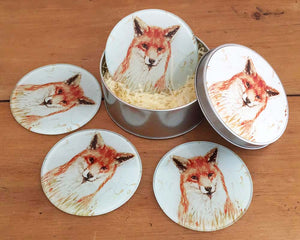 Coaster Gift Set - Sitting Pretty