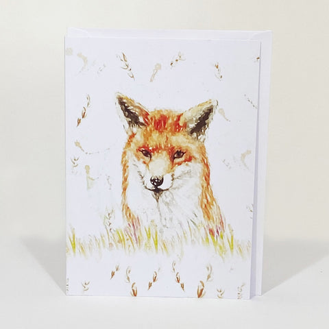 Greetings Card - Sitting Pretty