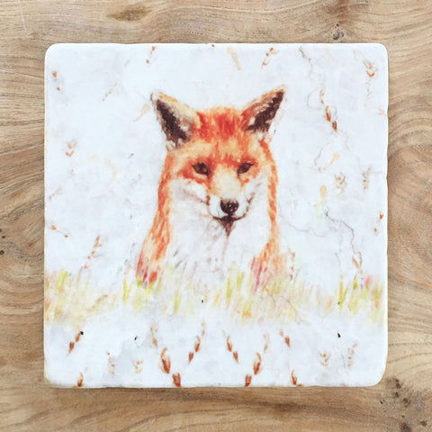Small Trivet - Sitting Pretty
