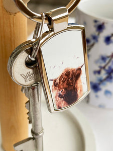 Key Ring - Highland Hamish