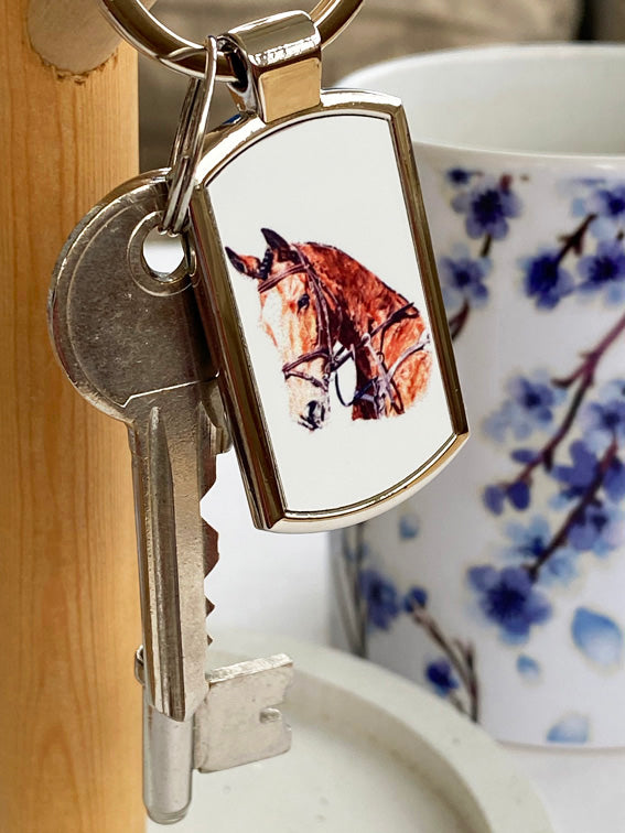 Key Ring - Show Horse