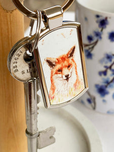 Key Ring - Sitting Pretty
