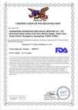 KN95-CE/FDA Double Certified $30/5 pcs