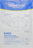 KN95-CE/FDA DOUBLE CERTIFIED (Pack of 8 PCS) Medical Masks Monthly Subscription
