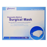 ASTM 3-Layers Disposable Medical Surgical Masks (FDA &CE Certified) $180/box of 50pcs