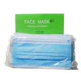 Disposable 3-Layers Surgical Masks (FDA & CE Certified) $55/box of 50 pcs