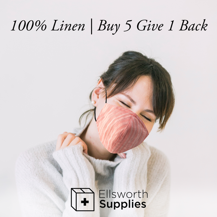 Linen Masks, Carbon Filters and ASTM Grade Masks Monthly Subscription
