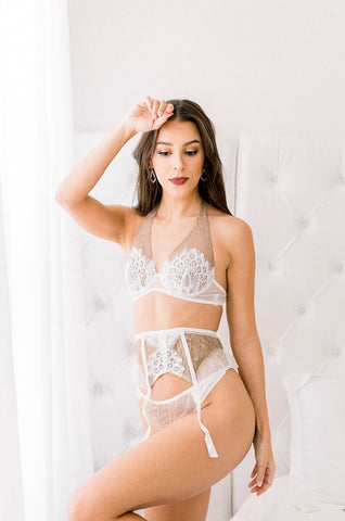 Kaliana Bra Set - Final Sale
