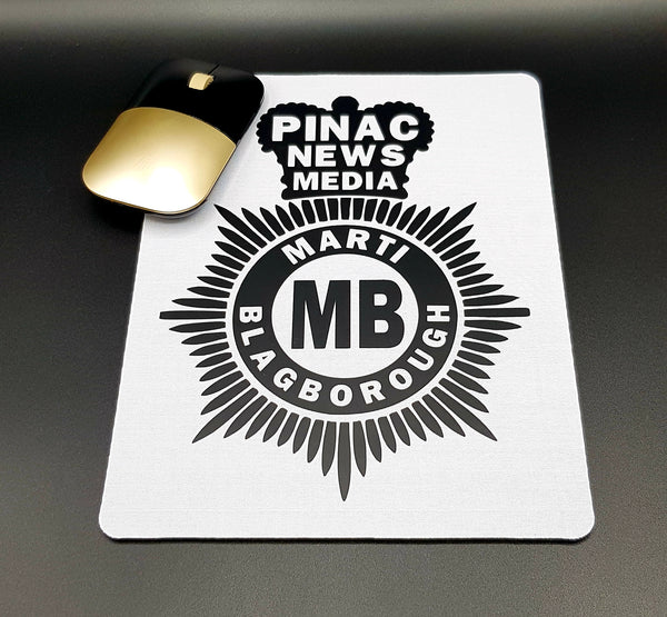 'PINAC' Mouse Pad