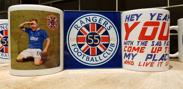 'Scotty' Mug & Coaster set