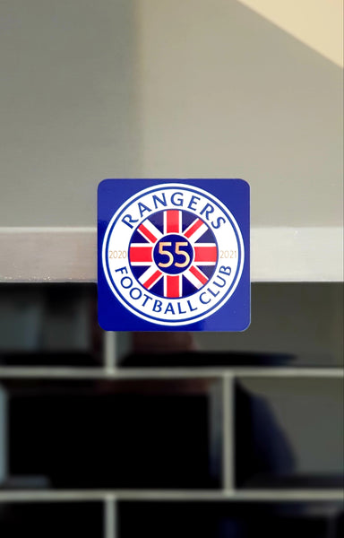 '55' Fridge Magnet