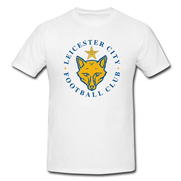 Leicester City FC - '2016' Ltd Edition T-shirt