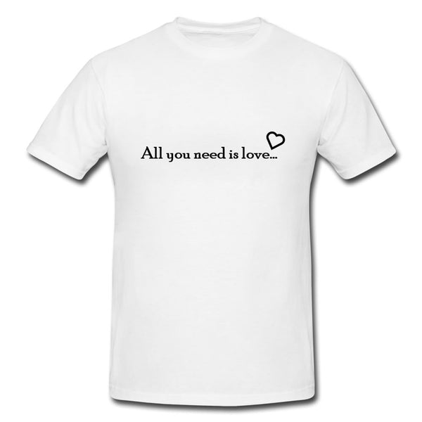 Song Lyric T-shirt