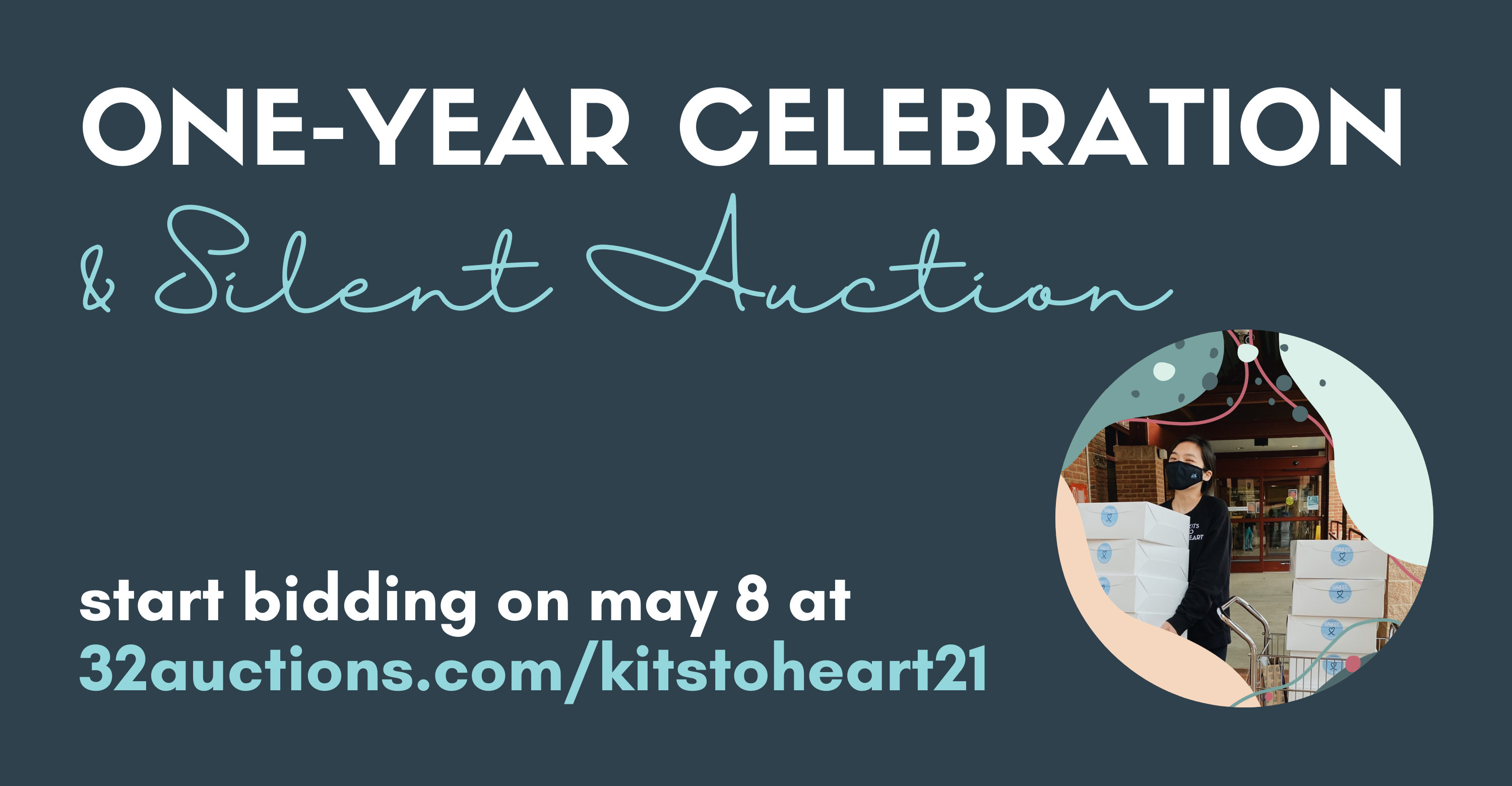 Kits to Heart Silent Auction