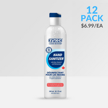 Load image into Gallery viewer, 240ml – zytec® Clear Gel Hand Sanitizer
