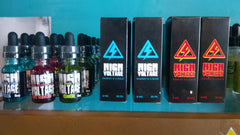 High Voltage E-Juice Line