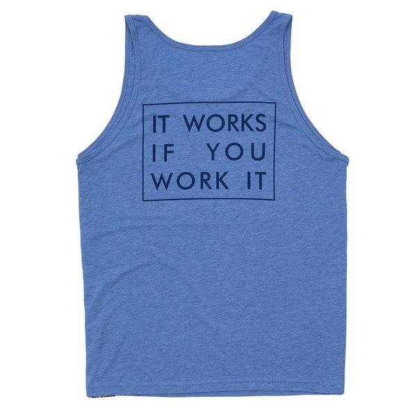 """It Works If You Work It"" Tonal Tank - Columbia"