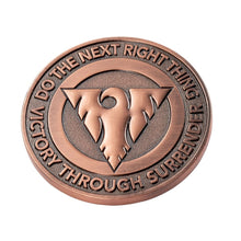 Recovery Medallion - Antique Copper
