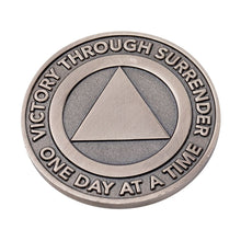 Recovery Medallion - Antique Nickel