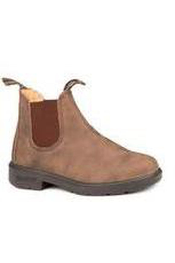 BLUNDSTONE B565 Kids Rustic Brown
