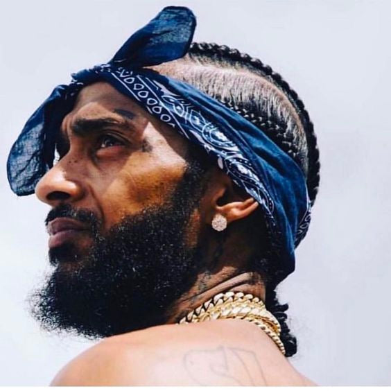 """With The Same Sword They Knight You They Gon' Goodnight You"": The Hard Truth Nipsey Is Making Us See"