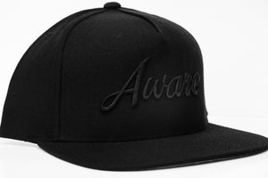 Blacked Out Hat