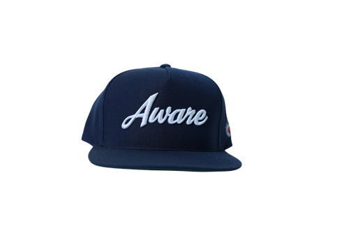 Aware Classic Hat Navy