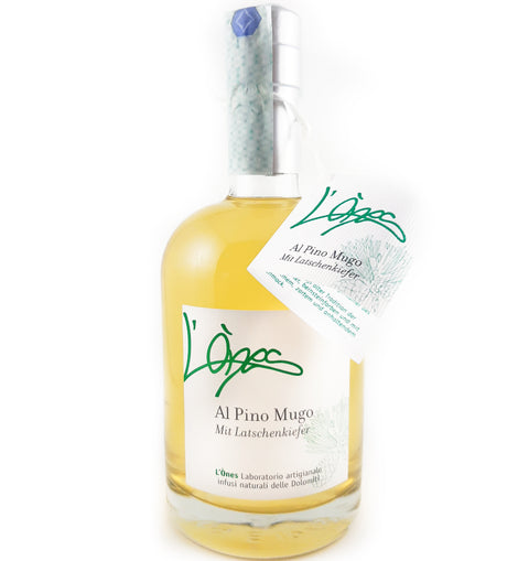 Grappa Artigianale L'Ones al Pino Mugo 500 ml.