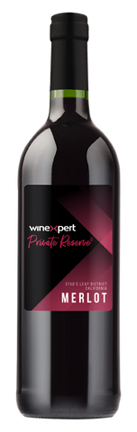 Private Reserve, Merlot, Stag's Leap District, California