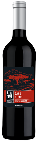 Limited Edition Cape Blend, South Africa GRAPE SKINS