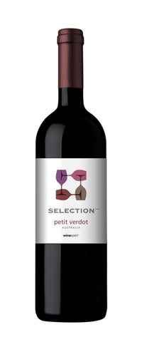 Australian Petit Verdot with Grape Skins