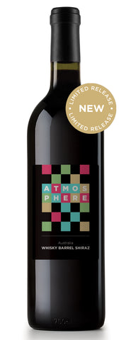 SOLD OUT! Australia Whisky Barrel Shiraz