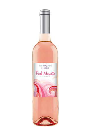 Classic, Limited Summer Edition Pink Moscato, California