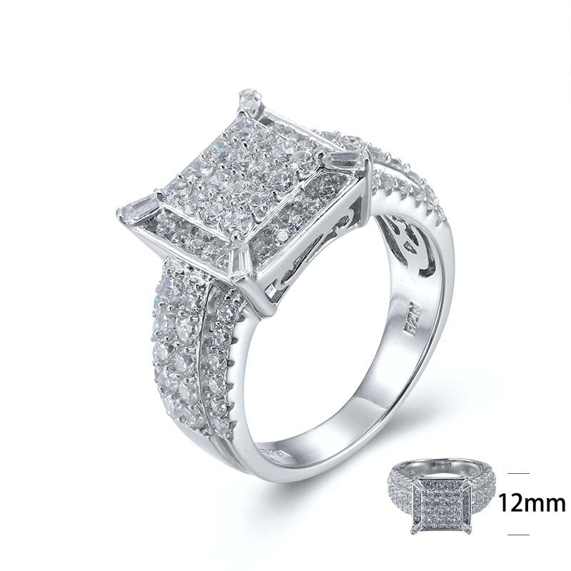 Micropave Ring