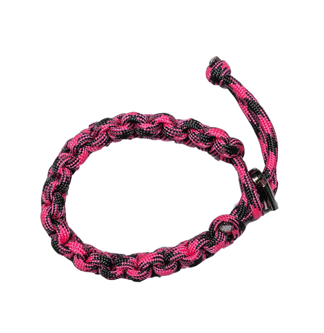 Guardian Adjustable Paracord Bracelet (Lust)
