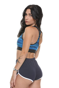 Sport Women's Racerback Compression Sports Bra