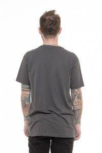 Fitted Short Sleeve V