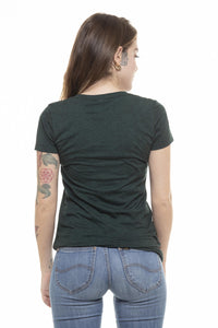 Triblend Deep V-Neck Tee